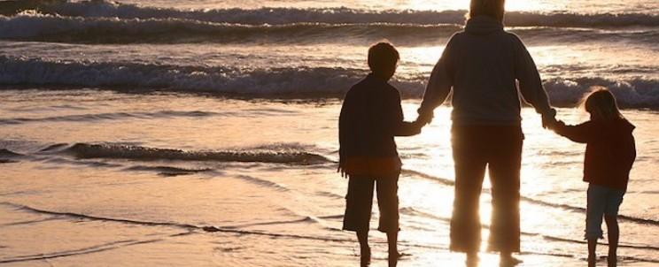 Taking Grandchildren on Vacation in Florida