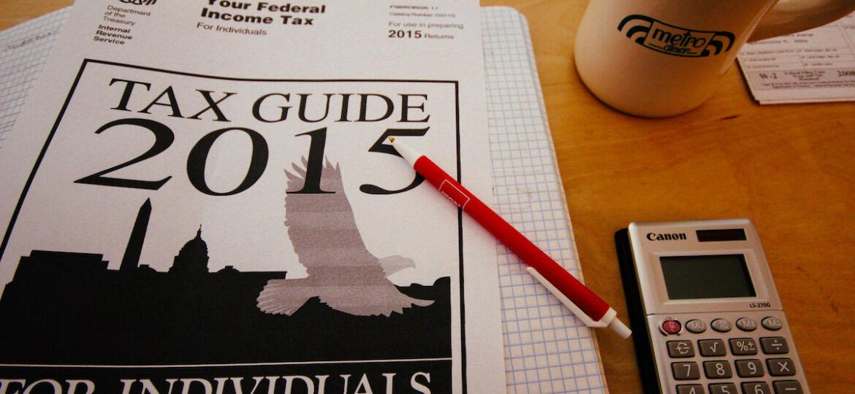 Taxes After Divorce blog post