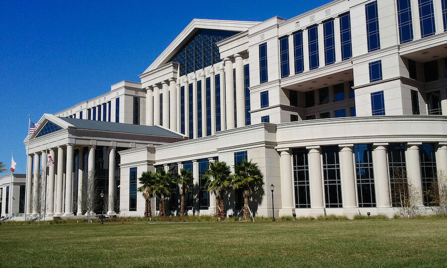 Duval Courthouse to File Restaining Order Petition