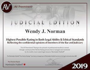 AV Preeminent Divorce Lawyer Duval County