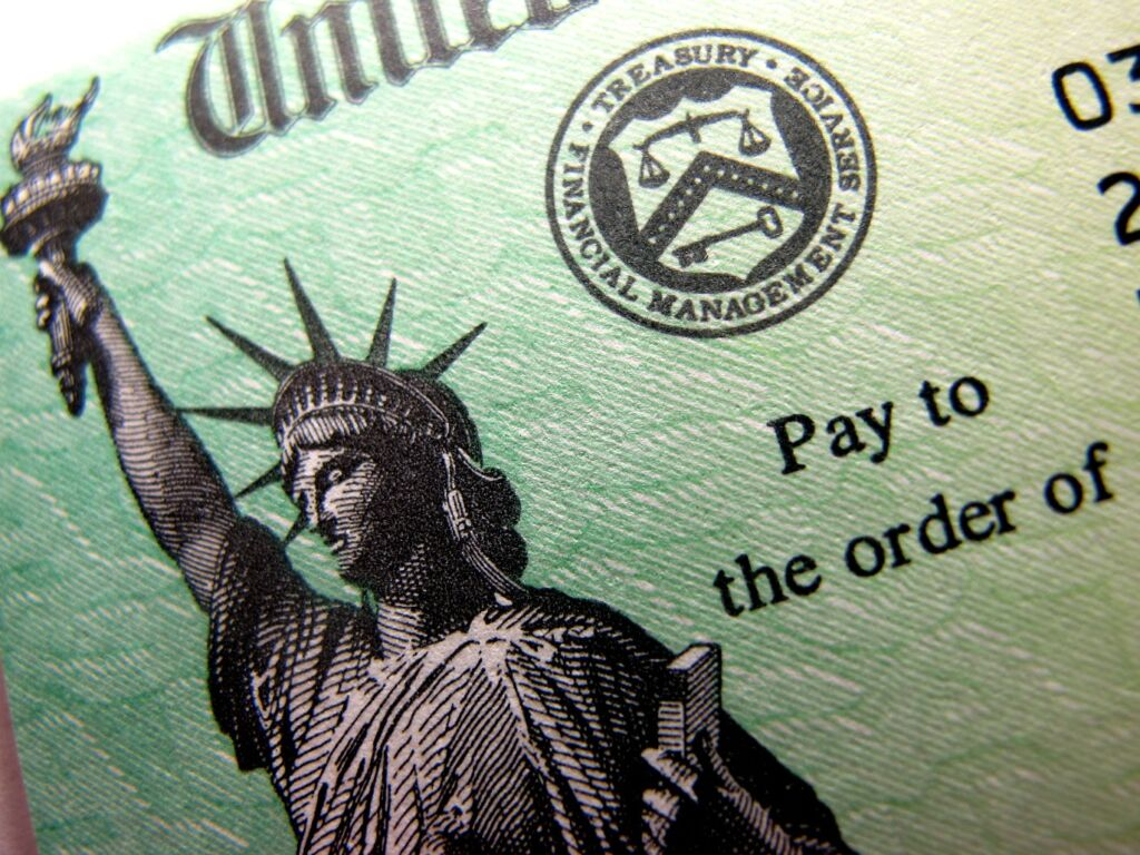 Stimulus Payments Divorce Child Support